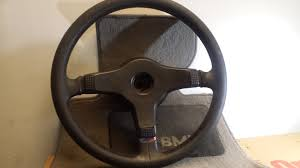 bmw 325i steering wheel c bmw kba70074 32339058655 e30 m tech sport steering wheel 318i