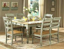 Dining Room Chair And Table Sets Distressed Table And Chairs White Distressed Dining Room Sets