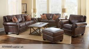 leather living room set classic leather north shore living room