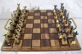 Unique Chess Pieces Chesscraft 20 Coolest And Most Unique Chess Sets