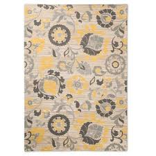 Yellow Area Rug 5x7 by Yellow Area Rugs Target
