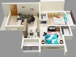 Best Floor Plans Images On Pinterest Architecture Projects - Small one bedroom apartment designs