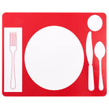 table setting placemat table setting placemat shop cooper hewitt