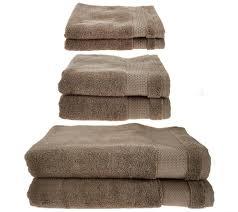 Jcpenney Kitchen Towels by Scott Living 100 Hygro Cotton 6 Piece Towel Set Page 1 U2014 Qvc Com