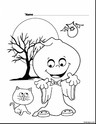 amazing silly halloween coloring pages for kids with halloween