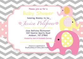 elephant baby shower invitations baby shower for parents