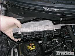 ford f150 ecm all pumped up roush supercharger on a 2011 ford f150 5 0l photo