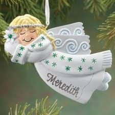 personalized birthstone ornaments personalized angel christmas ornaments zoom christmas party