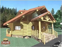 cascade log homes on twitter
