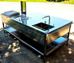 cuisine de jardin en mobilier d extérieur cuisines de jardin tous les fabricants de l