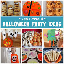 kid halloween party ideas toddler approved last minute halloween party ideas