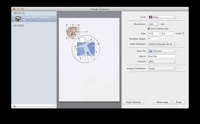 mac basics using a scanner apple support