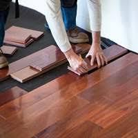 Fix Creaky Hardwood Floors - fixing squeaky floors