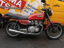 1981 suzuki gs 550 e moto zombdrive com