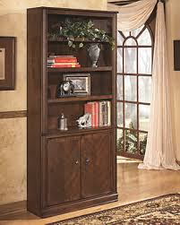 Bookcase With Cupboard Bookcases Ashley Furniture Homestore