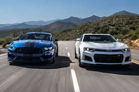 chevy camaro 2017 chevrolet camaro zl1 vs 2017 ford mustang shelby gt350r the