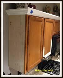 kitchen remodel kitchen cabinet trim molding stove white