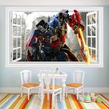 transformers optimus primewall decals the treasure thrift transformers optimus primewall decals
