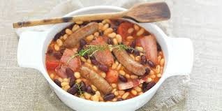 cuisiner haricots rouges cassoulet de haricots rouges et haricots blancs aux épices douces
