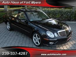 2007 mercedes e350 4matic ft myers fl for sale in fort myers