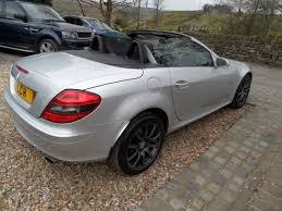 convertible mercedes black mercedes benz slk convertible edition 10 1 8 kompressor auto black