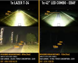 led light bar comparison blog lazer ls sheds light on competitor products