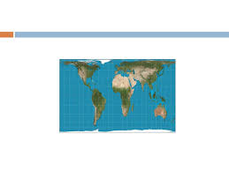 what is a map projection map projections methods of presenting the curved surface of the