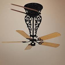belt powered ceiling fan 36 fanimation bourbon street belt drive black ceiling fan n1890