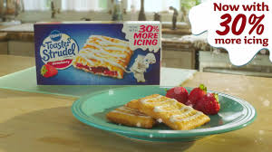 Toaster Strudel Ad Things That Are Better With Icing Buzzfeed Partner