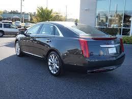 2014 cadillac xts luxury 2014 used cadillac xts 4dr sedan luxury awd at honda of