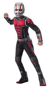 halloween costume rental online amazon com ant man deluxe costume child u0027s medium toys u0026 games