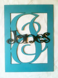 Monogram Letters Home Decor by Wall Letters Nursery Décor Baby