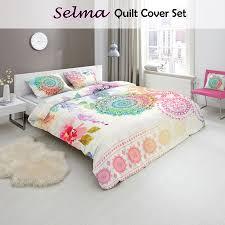 bedroom bohemian duvet covers bohemian bedspreads mandala bedding
