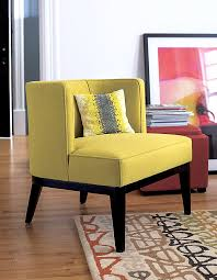 Yellow Upholstered Chairs Design Ideas Sofas Vibrant Yellow Upholstered Chair Greatest Furniture House