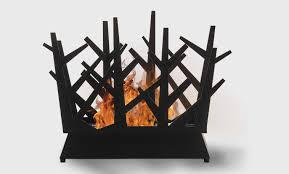 cheminee ethanol style ancien fausse cheminée à éthanol chenet