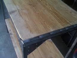 plateau bois pour bureau planche bois table 2017 et de bureau bois planche pour maison