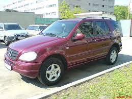 2000 mercedes suv 2000 mercedes ml320 pictures