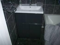 bathstore vermont sink u0026 cabinet dark grey vanity unit in