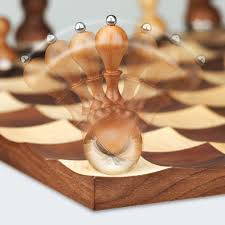 decorating furniture inspiring wobble chess set piece with