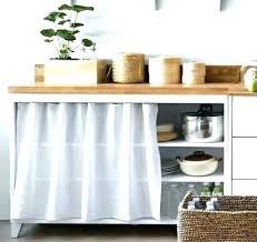 rideau meuble cuisine meuble cuisine a rideau volet roulant pour placard cuisine rideaux