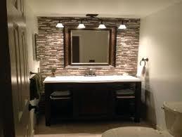 Bronze Bathroom Light Fixture Idea Bronze Bathroom Light Fixtures Or Venetian Bronze Three Light