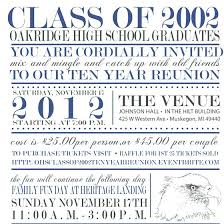 high school reunion invites high school reunion invitations together with class reunion