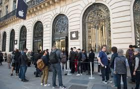 100 apple store paris paris opera visit