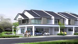 Home Design Double Story Home Design In Malaysia Double Story Youtube