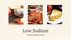 low sodium healthy