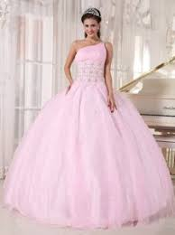 quinceanera pink dresses baby pink one shoulder quinceanera dresses with rhinestones
