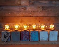 Filament Bulb Desk Lamp Table Lamp Etsy