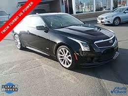 used cadillac ats v coupe for sale search 29 used ats v coupe