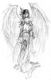 Tattoo Ideas Of Angels Gothic Angel Tattoo Design Photo 4 Colt Pinterest Angel