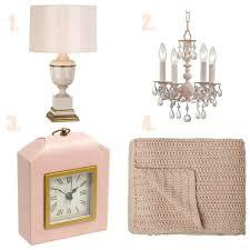 Accents Home Decor Blush Colored Accents Lamps Plus